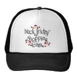 Black Friday Shopping Team Trucker Hat