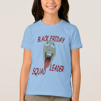 Black Friday Squad Leader Shirts