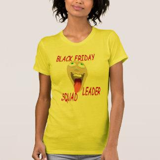 Black Friday Squad Leader T-Shirt
