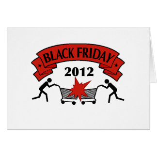 Black Friday Style 2012 Card