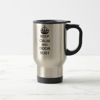 Black Friday Style 2012 - Keep Calm Travel Mug