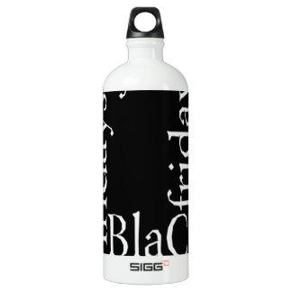 Black Friday Water Bottle