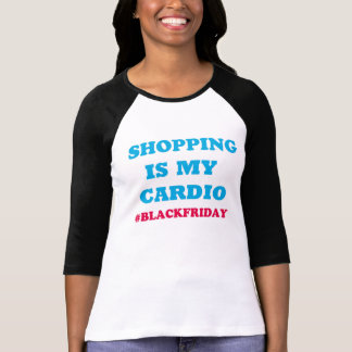 Black Friday Women's Bella Sleeve Raglan T-Shirt