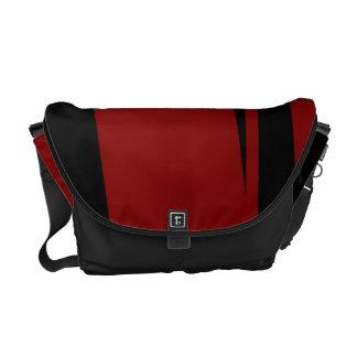 Black Garnet Devour I Messenger Bag
