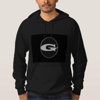 Black Gearsmith Fleece Hoodie