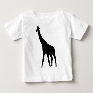black giraffe icon baby T-Shirt