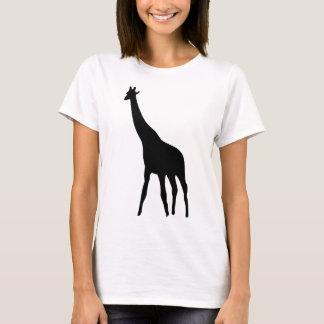 black giraffe icon T-Shirt