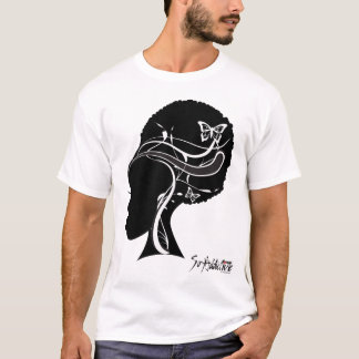 Black Girl, LOGO2 T-Shirt