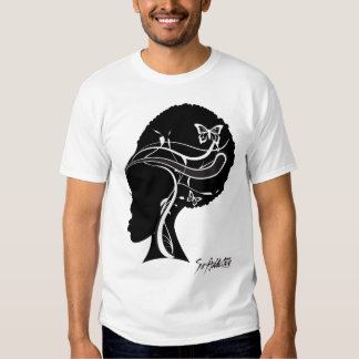 Black Girl, LOGO2 Tee Shirt