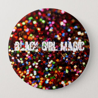 Black Girl Magic Button