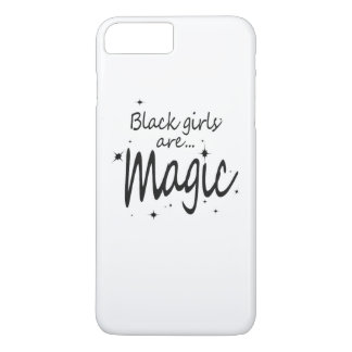 Black Girls Are STILL Magic!! iPhone 8 Plus/7 Plus Case