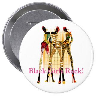 Black Girls Rock! Button