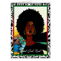 Black Girls Rock! Card