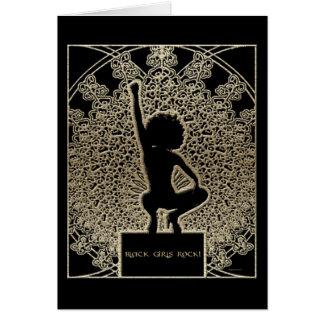 Black Girls Rock! Card