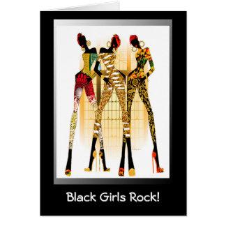 Black Girls Rock Card