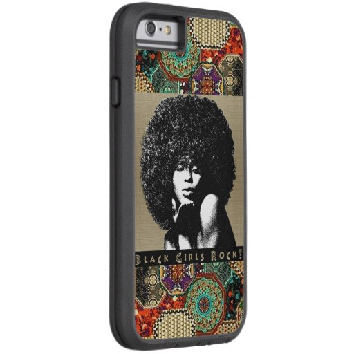 Black Girls Rock Tough Xtreme iPhone 6 Case