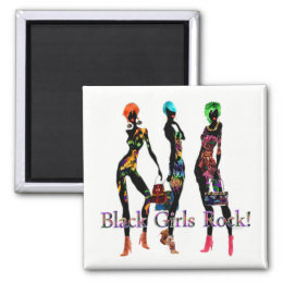 Black Girls Rock Magnet