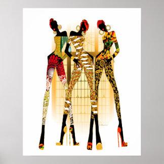 Black Girls Rock Poster