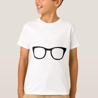 black glasses icon T-Shirt