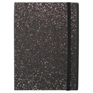 "Black glitter iPad pro 12.9"" case"