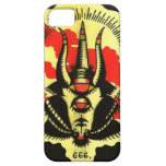 Black Goat Phone Number of the Beast iPhone 5 Cover