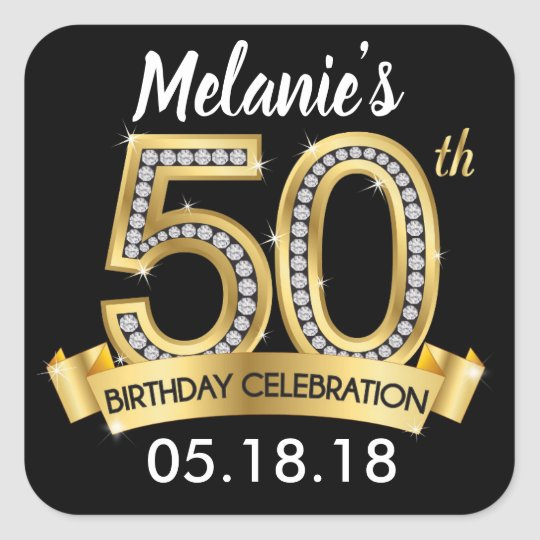50th Birthday Thank You Gifts On Zazzle