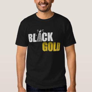 Black Gold Oil T-Shirt