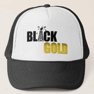 Black Gold Oil Trucker Hat