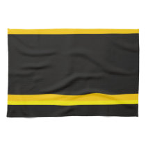 Black Gold Pit 2 Kitchen Towel