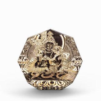 Black & Gold Tibetan Buddhist Art Awards