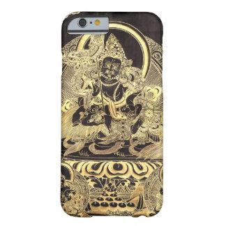 Black & Gold Tibetan Buddhist Art iPhone 6 Case