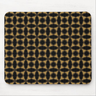 Black Gold Wedding Gift Item from Collection 020 Mouse Pad