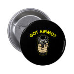 Black Got Ammo Pistol Pins