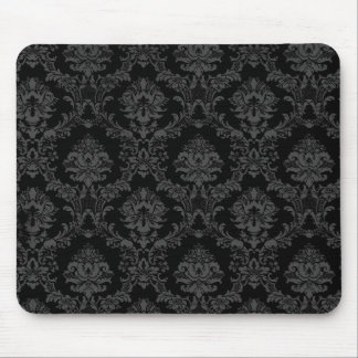 Black Gothic Mouse Pad