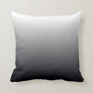 Black Gradient Pillow