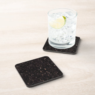 Black Granite Beverage Coaster