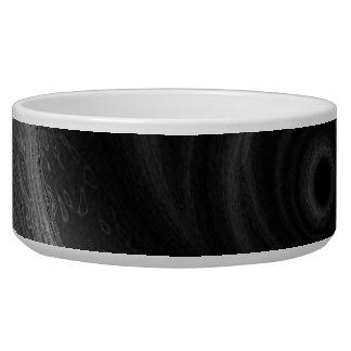 Black Gravity Dog Bowl