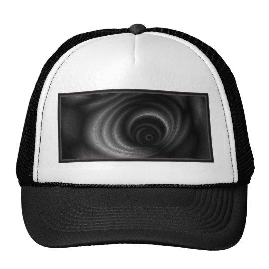 Black Gravity Trucker Hat