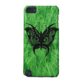 Black Green Butterfly iPod Speck Case iPod Touch (5th Generation) Covers