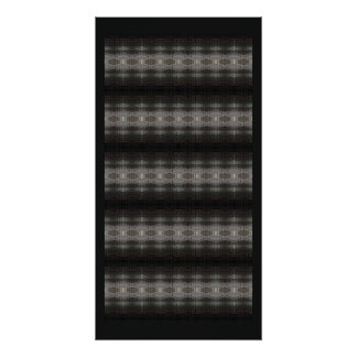 black grey pattern abstract poster
