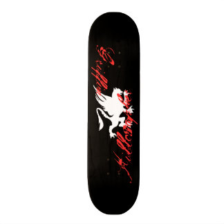 Black Griffin Killosopher Skateboard Deck