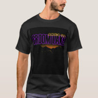 Black Groom Lake - Area 51 T-shirt