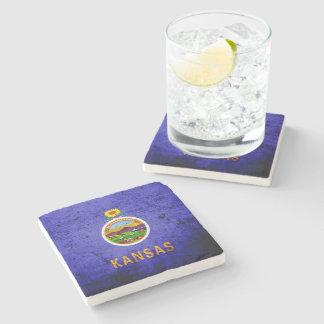 kansas state drink beverage coasters zazzle