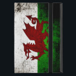 """Black Grunge Wales Flag Case For iPad Mini<br><div class=""""desc"""">Feel free to modify the design according to your own preferences. You may change the design location, orientation, background colors and size. Also, you may add your own text, or slogan set its font, location and size, all in order to create the ultimate personal gift for you and your loved...</div>"""