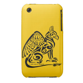 Black Gryphon iPhone 4 Casemate Case
