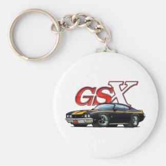 Black_GSX Keychain