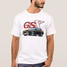 Black_GSX T-Shirt