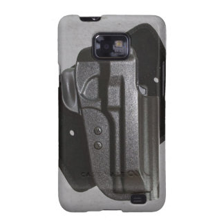 Black Gun / Firearm Holster Galaxy S2 Covers
