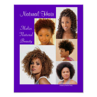 Black Hairstyle poster