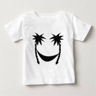 black hammock icon tee shirt